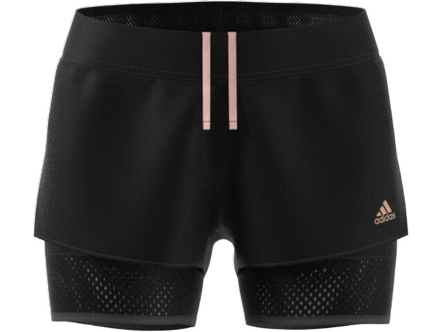adidas Heat.RDY Shorts Mujer, negro